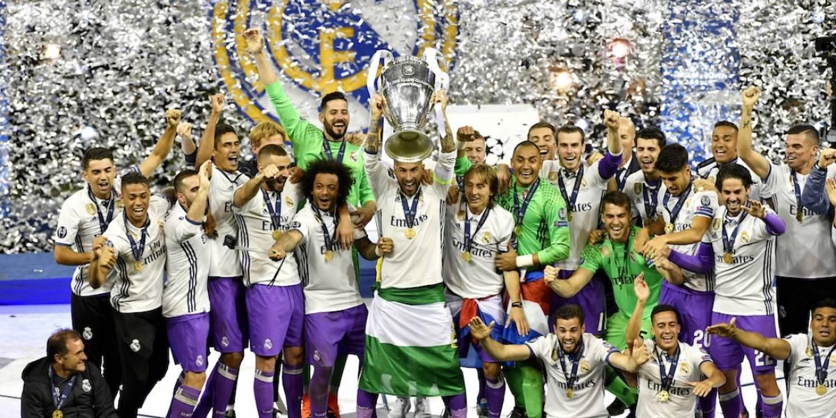 Мадридский «Реал» разгромил «Ювентус» истал триумфатором Лиги Чемпионов